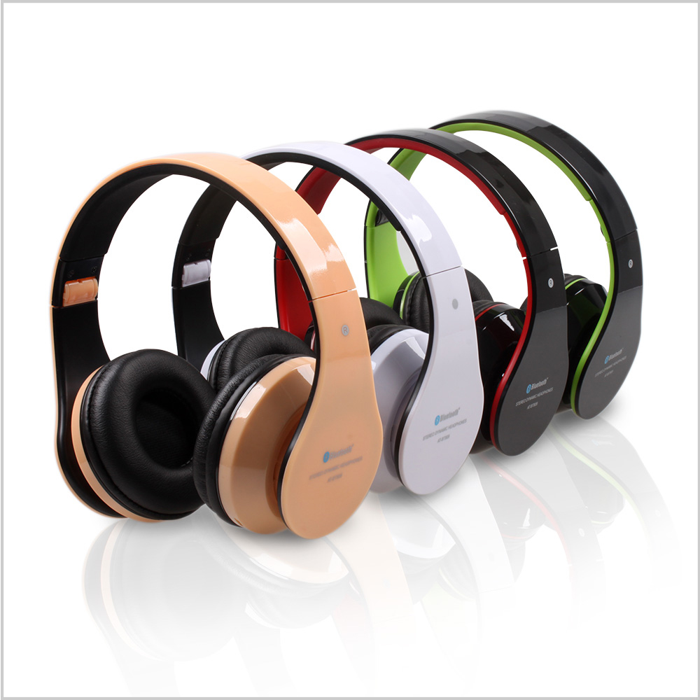 Wireless-bluetooth headphones & headsets