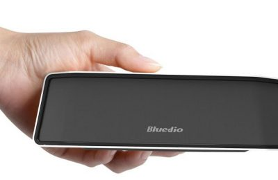 Bluedio BS-2 Mini Bluetooth Speaker with 3D Surround Sound