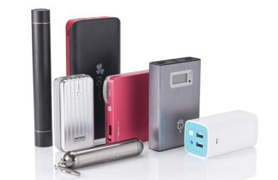 Power banks & other portable chargers
