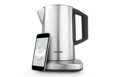 Smarter Wifi Kettle Stainless Steel