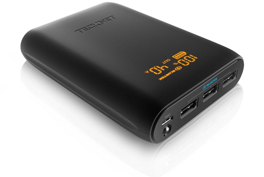 TeckNet PowerTitan 12800mAh