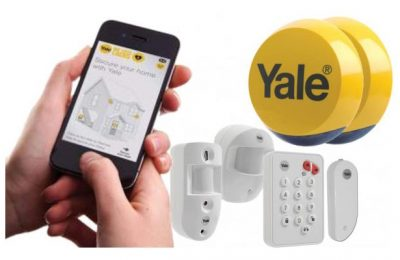 Yale EF-KIT3 Easy Fit Smart Phone Alarm Kit